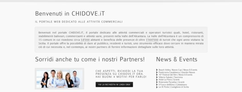 CHIDOVE.iT