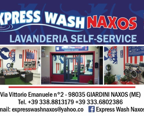 Express Wash Naxos